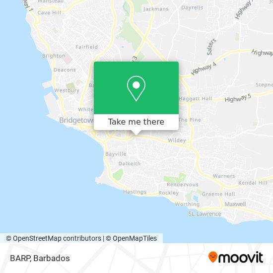 BARP map