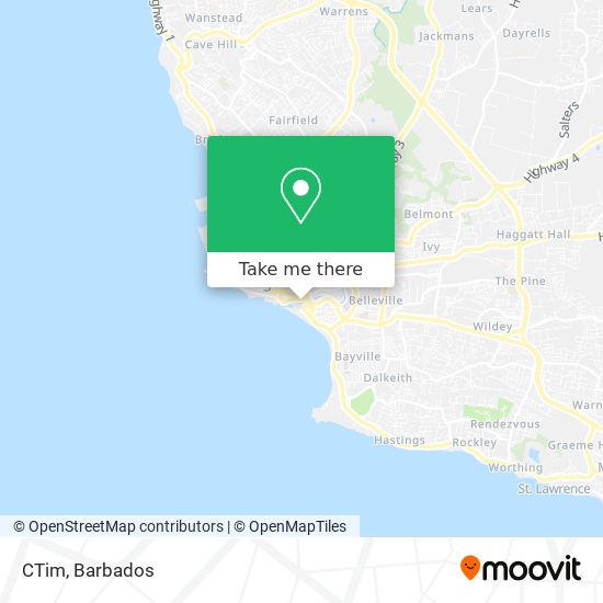 CTim map