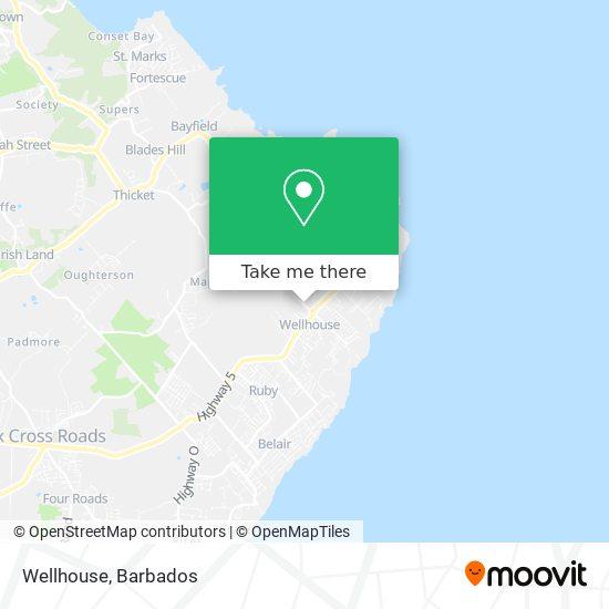 Wellhouse map