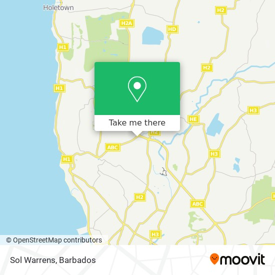 Sol Warrens map