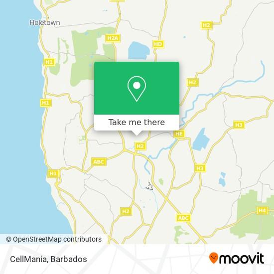 CellMania map