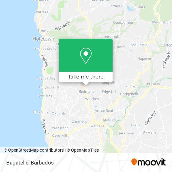 Bagatelle map