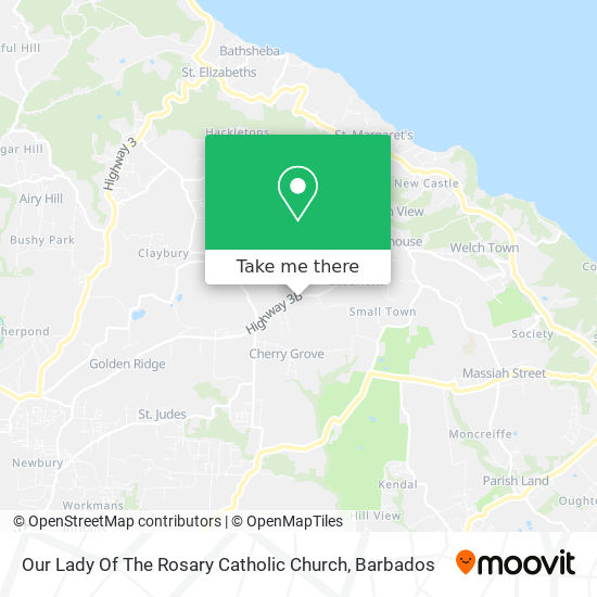 Our Lady Of The Rosary Catholic Church map