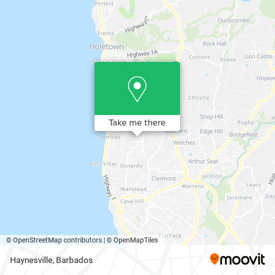 Haynesville map