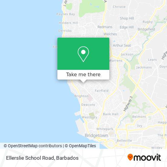Ellerslie School Road map