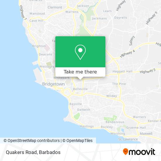 Quakers Road map
