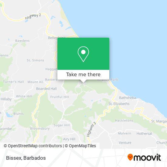 Bissex map