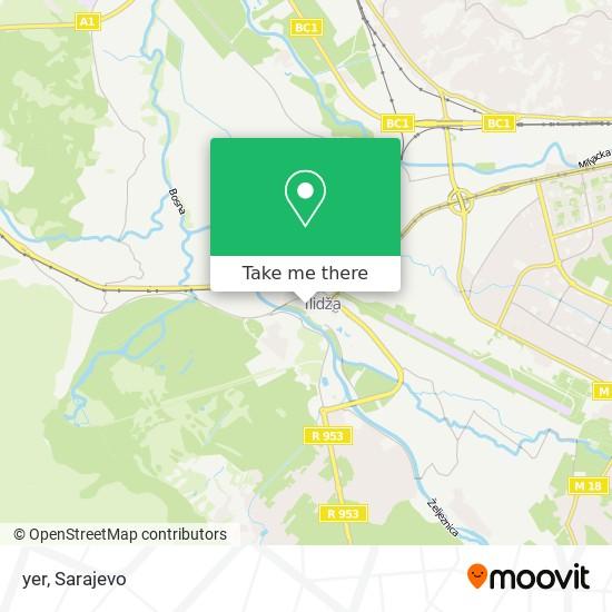 yer map