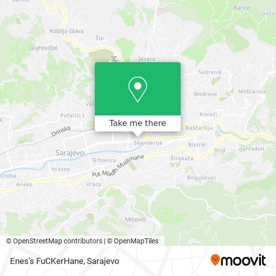 Enes's FuCKerHane map