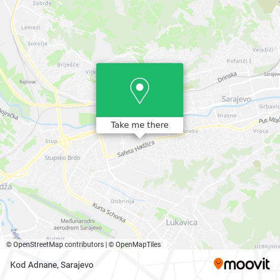 Kod Adnane map