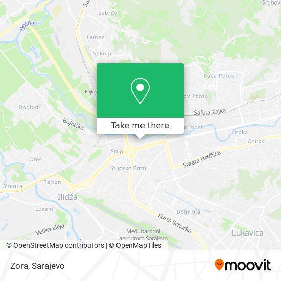 Zora map