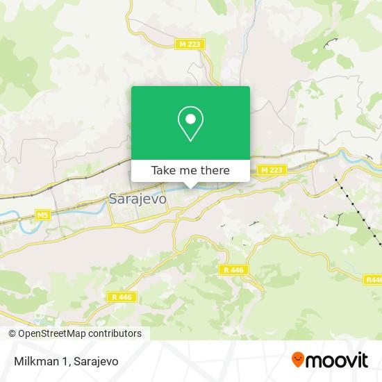 Milkman 1 map