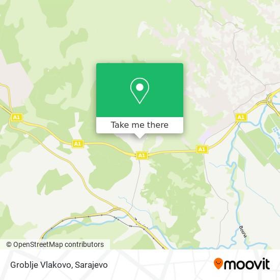 Groblje Vlakovo map