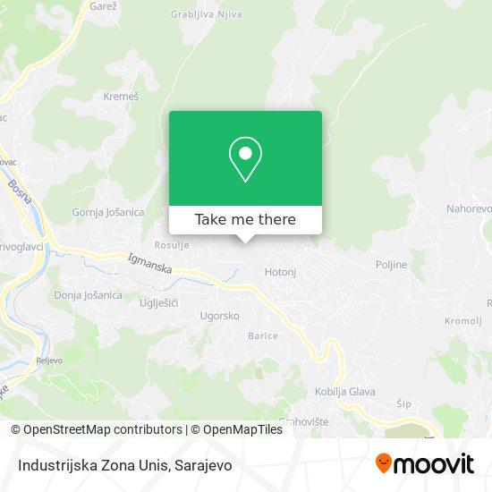 Fabrike map
