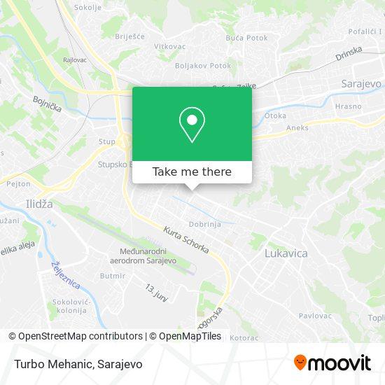 Turbo Mehanic map