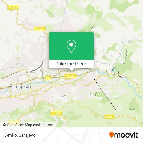 Amko map