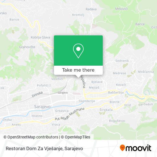 Restoran Dom Za Vješanje map