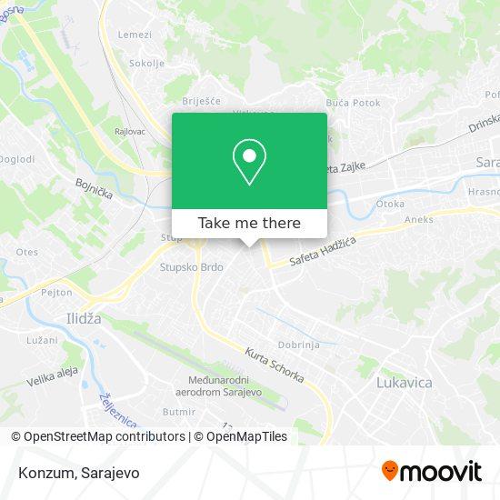 Drvopromet D.O.O. map