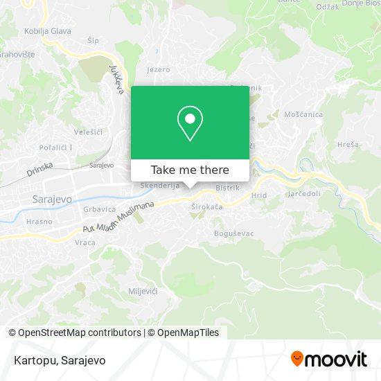 Kartopu Yarn Shop map