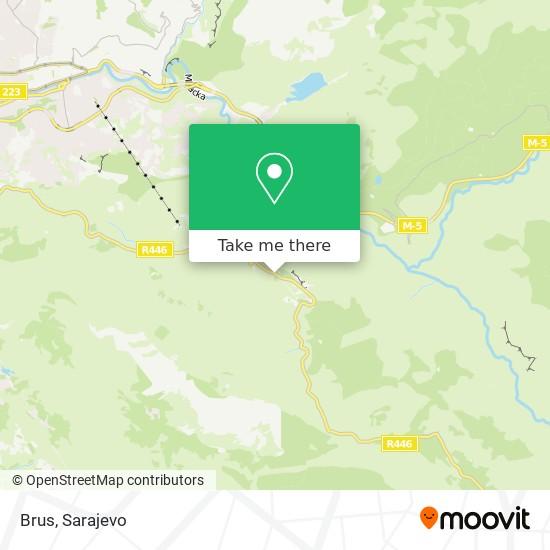 Brus map