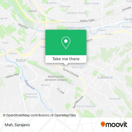 Mah map