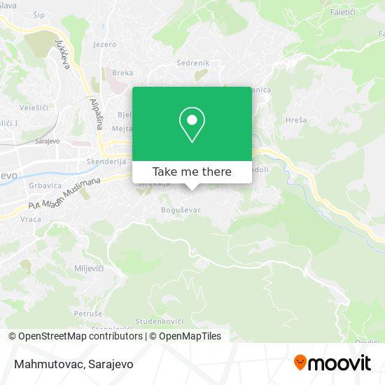 Mahmutovac map