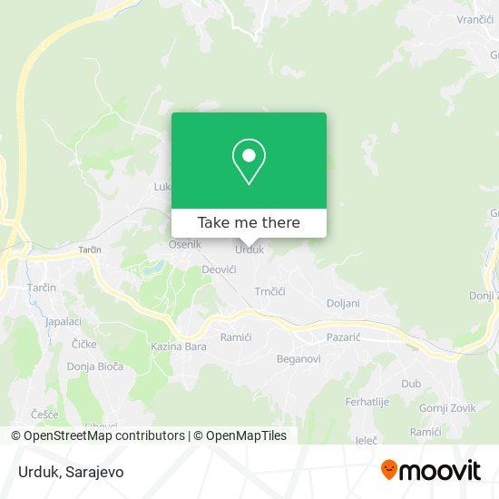 Urduk map