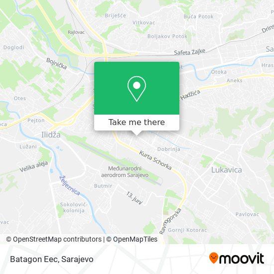 Adazal map