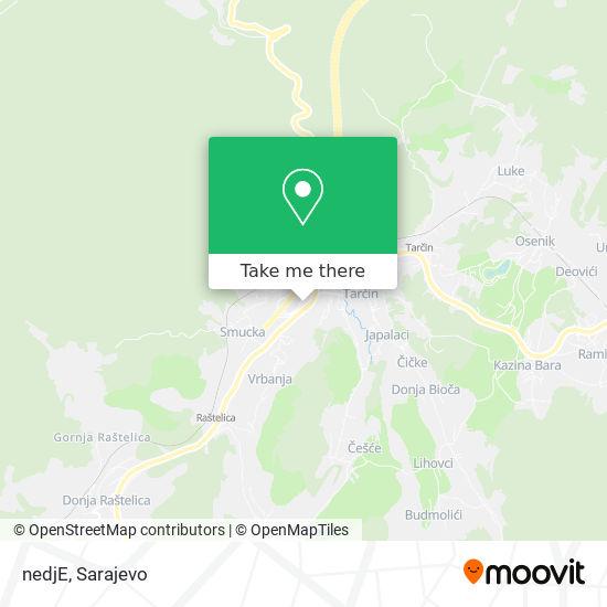 nedjE map