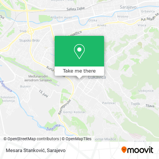 Mesara Stanković map