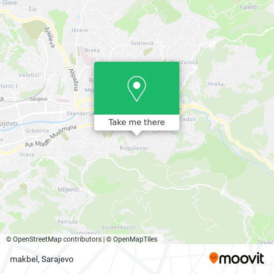 makbel map