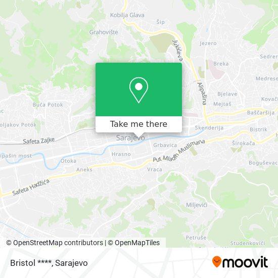 Bristol **** map