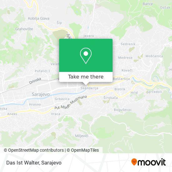 Das Ist Walter map