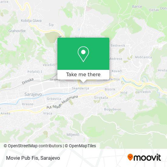 Movie Pub Fis map