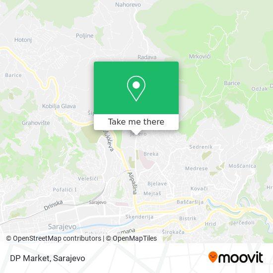 DP Market map