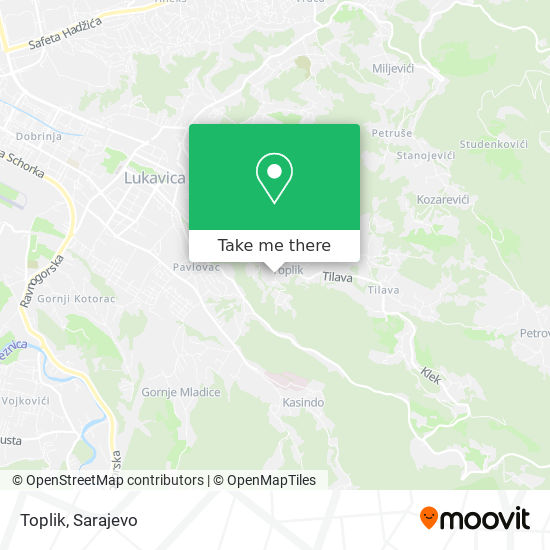 Toplik map
