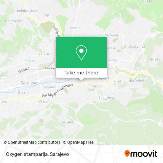 Oxygen stamparija map
