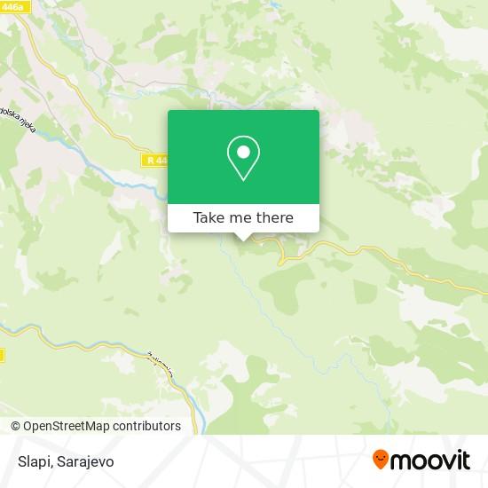 Slapi map