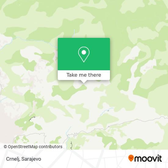Crnelj map