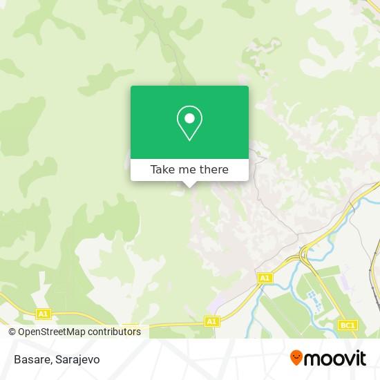 Basare map
