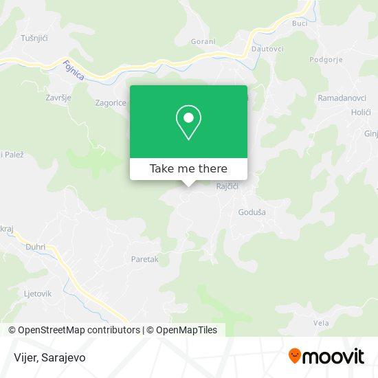 Vijer map