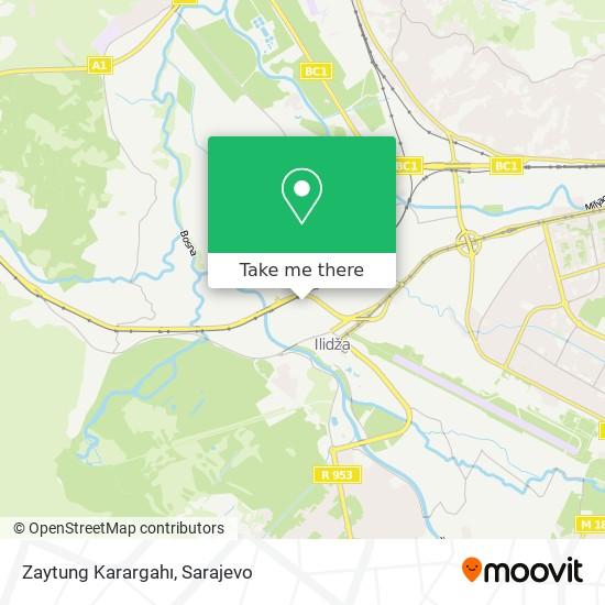 Zaytung Karargahı map