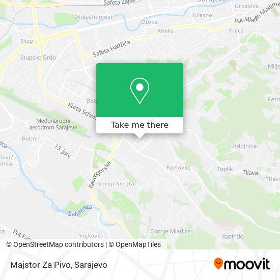 Majstor Za Pivo map