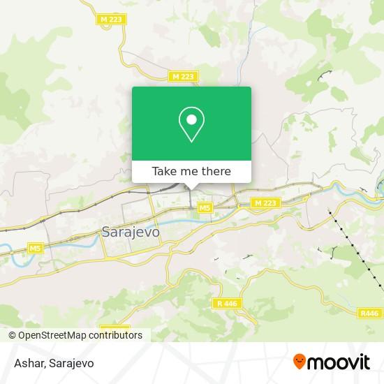Ashar map