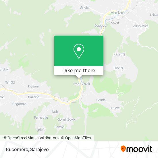 Bucomerc map