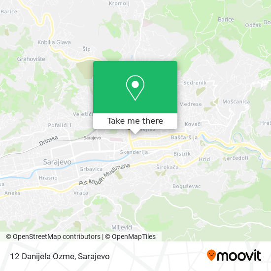 12 Danijela Ozme map