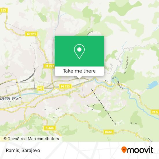 Ramis map