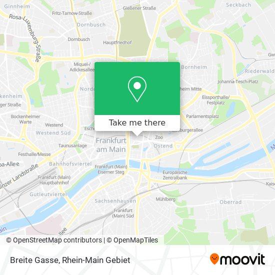 Breite gasse 7 9 frankfurt