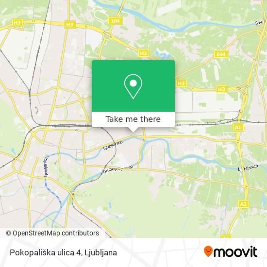 Pokopališka ulica 4 map