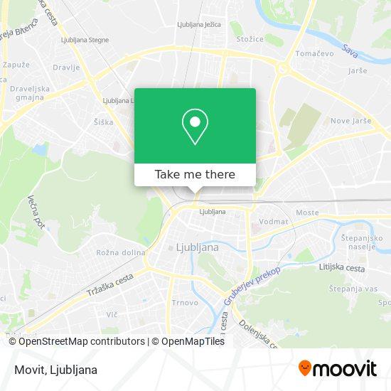 Movit map